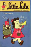 Cover for Little Lulu (Dark Horse, 2005 series) #24 - The Space Dolly and Other Stories