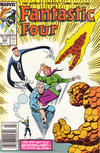Cover Thumbnail for Fantastic Four (1961 series) #304 [Newsstand Edition]