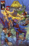 Cover Thumbnail for Battle of the Planets / ThunderCats (2003 series) #1 [Cover 2]