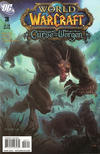 Cover for World of Warcraft: Curse of the Worgen (DC, 2011 series) #3
