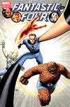 Cover Thumbnail for Fantastic Four (1998 series) #570 [Variant Edition - John Cassaday]