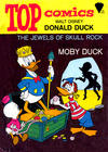 Cover for Top Comics Walt Disney Donald Duck (Western, 1967 series) #1