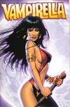 Cover for Vampirella (Harris Comics, 2001 series) #8 [Amanda Conner and Jimmy Palmiotti Cover]