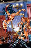 Cover for Avengelyne: Bad Blood (Avatar Press, 2000 series) #1 [Al Rio]