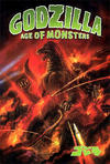 Cover for Godzilla: Age of Monsters (Dark Horse, 1998 series)