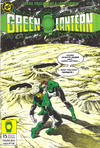 Cover for Green Lantern (Zinco, 1986 series) #23