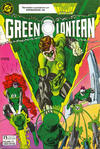 Cover for Green Lantern (Zinco, 1986 series) #11
