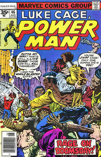 Cover Thumbnail for Power Man (Marvel, 1974 series) #46 [35¢ edition]