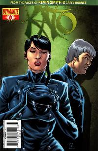 Cover Thumbnail for Kato (Dynamite Entertainment, 2010 series) #6 [Carlos Rafael Cover]