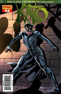 Cover Thumbnail for Kato (Dynamite Entertainment, 2010 series) #7 [Carlos Rafael Cover]