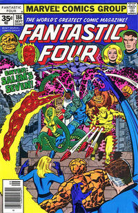 Cover Thumbnail for Fantastic Four (Marvel, 1961 series) #186 [35¢]