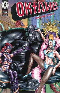Cover Thumbnail for Oktane (Dark Horse, 1995 series) #3