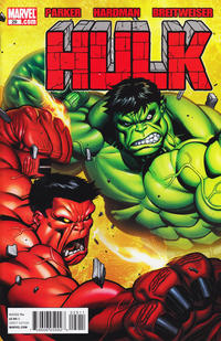 Cover Thumbnail for Hulk (Marvel, 2008 series) #29