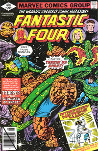 Cover Thumbnail for Fantastic Four (Marvel, 1961 series) #209 [Direct]