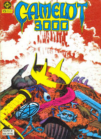 Cover Thumbnail for Camelot 3000 (Zinco, 1984 series) #9