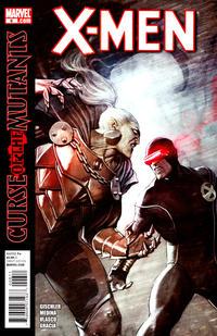 Cover Thumbnail for X-Men (Marvel, 2010 series) #6