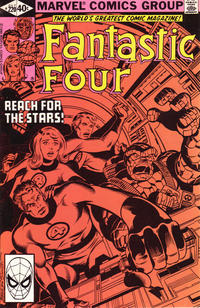 Cover Thumbnail for Fantastic Four (Marvel, 1961 series) #220 [Direct Edition]