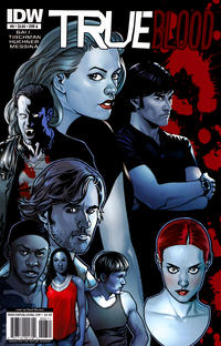 Cover Thumbnail for True Blood (IDW, 2010 series) #6 [Cover A]