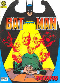 Cover Thumbnail for Batman (Zinco, 1984 series) #11