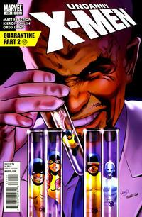 Cover Thumbnail for The Uncanny X-Men (Marvel, 1981 series) #531
