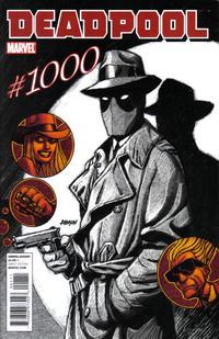 Cover Thumbnail for Deadpool (Marvel, 2010 series) #1000