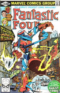 Cover Thumbnail for Fantastic Four (Marvel, 1961 series) #226 [Direct Edition]