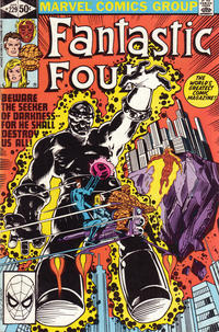 Cover Thumbnail for Fantastic Four (Marvel, 1961 series) #229 [Direct]