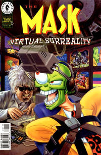 Cover Thumbnail for The Mask: Virtual Surreality (Dark Horse, 1997 series)