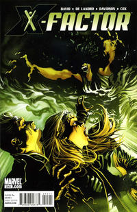 Cover for X-Factor (Marvel, 2006 series) #215