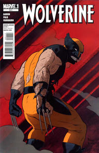 Cover Thumbnail for Wolverine (Marvel, 2010 series) #5.1