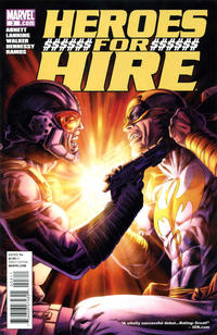 Cover Thumbnail for Heroes for Hire (Marvel, 2011 series) #3