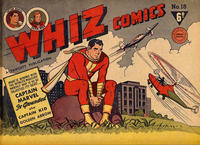 Cover Thumbnail for Whiz Comics (Cleland, 1946 series) #18