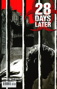 Cover Thumbnail for 28 Days Later (Boom! Studios, 2009 series) #16