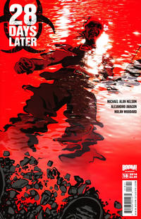 Cover Thumbnail for 28 Days Later (Boom! Studios, 2009 series) #18