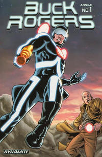 Cover Thumbnail for Buck Rogers Annual (Dynamite Entertainment, 2011 series) #1