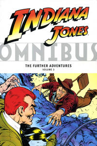 Cover Thumbnail for Indiana Jones Omnibus: The Further Adventures (Dark Horse, 2009 series) #3