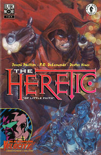 Cover Thumbnail for The Heretic (Dark Horse, 1996 series) #1