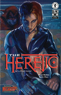Cover Thumbnail for The Heretic (Dark Horse, 1996 series) #3