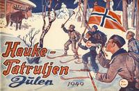 Cover Thumbnail for Haukepatruljen; Haukepatruljens revy (Ukemagasinet, 1937 series) #1949