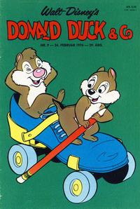 Cover Thumbnail for Donald Duck & Co (Hjemmet / Egmont, 1948 series) #9/1976