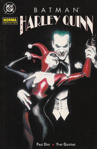 Cover Thumbnail for Batman: Harley Quinn (NORMA Editorial, 2002 series)