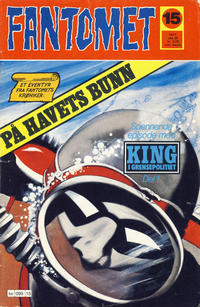 Cover Thumbnail for Fantomet (Semic, 1976 series) #15/1977