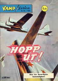Cover Thumbnail for Kamp-serien (Serieforlaget / Se-Bladene / Stabenfeldt, 1964 series) #28/1964