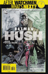 Cover Thumbnail for Batman #608 Special Edition (DC, 2009 series)