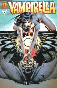 Cover Thumbnail for Vampirella (Harris Comics, 2001 series) #16 [Karl Waller Cover]