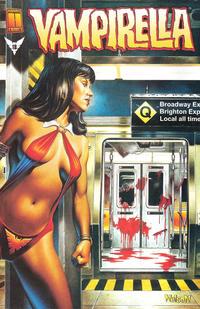 Cover for Vampirella (Harris Comics, 2001 series) #18 [Limited Edition Model Photo Cover]
