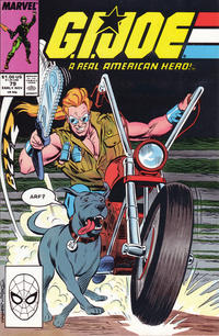 Cover Thumbnail for G.I. Joe, A Real American Hero (Marvel, 1982 series) #79 [Direct Edition]