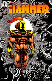 Cover Thumbnail for The Hammer (Dark Horse, 1997 series) #3