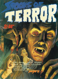 Cover Thumbnail for Spooks of Terror (Gredown, 1982 ? series)