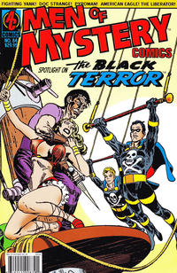 Cover Thumbnail for Men of Mystery Comics (AC, 1999 series) #84